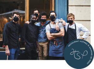 Restaurant de poissons frais à Paris 16